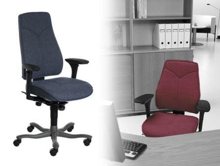 Ergonomische Bureaustoel Kinnarps.6000 Bureaustoelen Ergonomische Stoelen Kantoor En